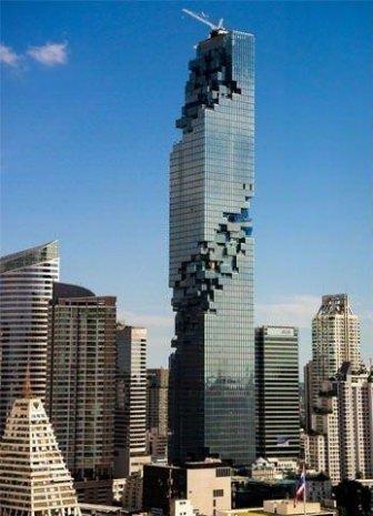 Tasarımlarıyla şaşırtan binalar!