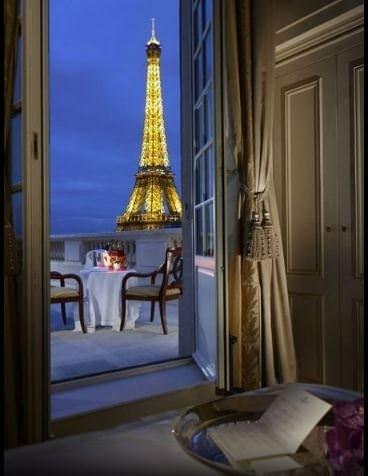 Manzarasıyla ünlü odalar