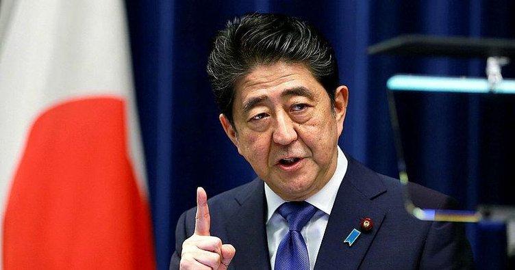 Son dakika | Japonya Babaşkanı Shinzo Abe'den Olimpiyat talebi! Corona virüsü...