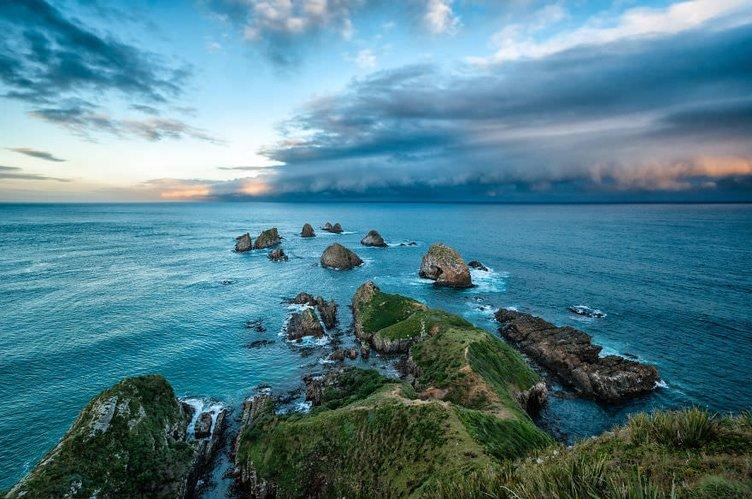 Mavi ülke Yeni Zelanda