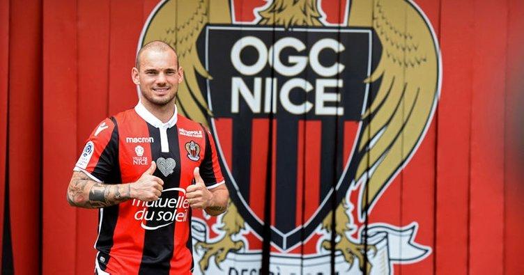 Sneijder: Hala kupalar kazanmak istiyorum