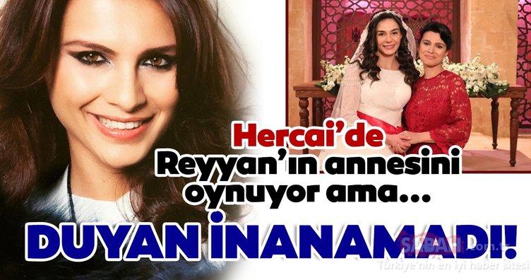 Hercai'ninZehra Şadoğlu'su Feride Çetin hakkındaki gerçek şaşırttı! Reyyan'ın annesi rolündeki Feride Çetin meğer...