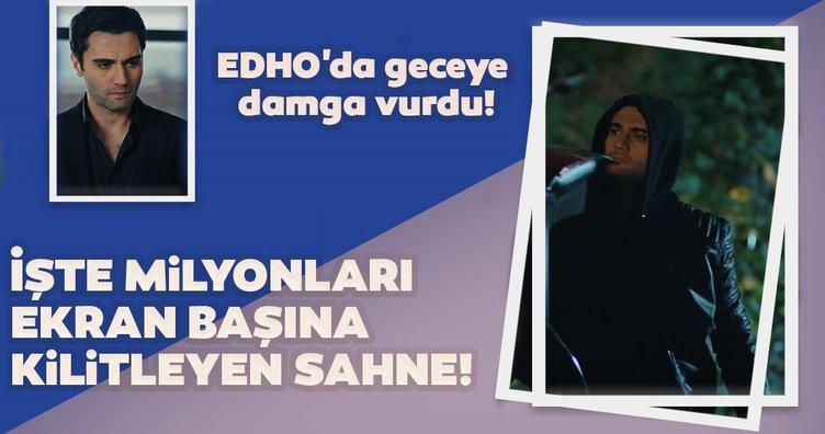 EDHO'da milyonları ekran başına kilitleyen sahne: Alpaslan'ın mekan basma sahnesi geceye damga vurdu!