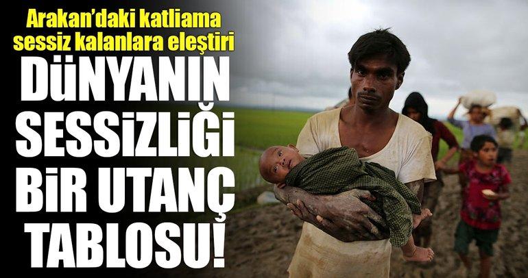 Cumhurbaşkanlığı Sözcüsü İbrahim Kalın'dan flaş Arakan açıklaması!