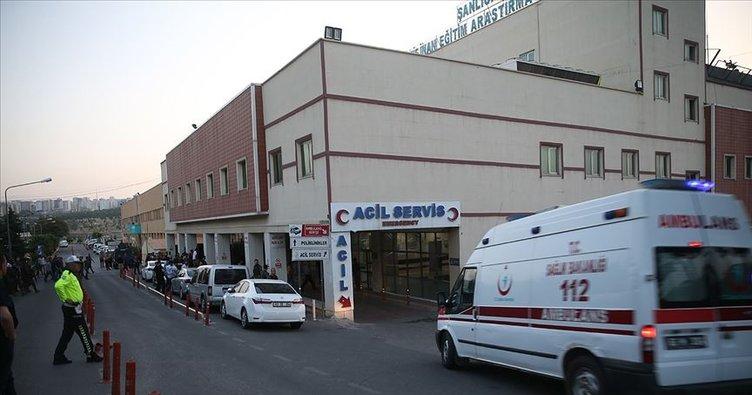 Şanlıurfa'da PKK'dan alçak saldırı