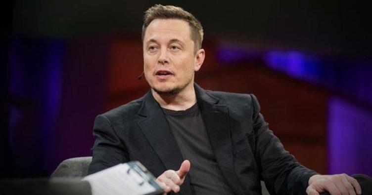 Elon Musk'tan mahsur kalan çocuklara yardım