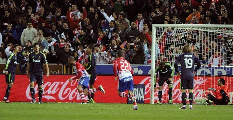 Granada-Real Madrid maçında büyü iddiası