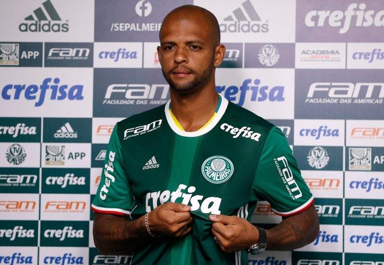 Felipe Melo transferi duyurdu! Lionel Messi detayı