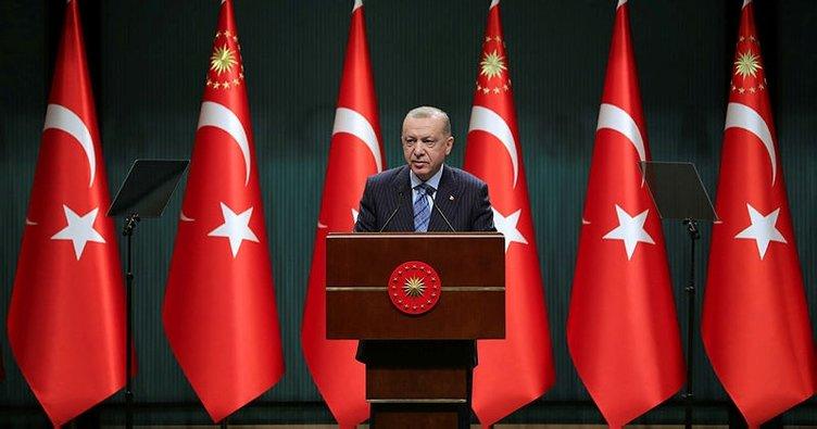 SON DAKİKA | Başkan Recep Tayyip Erdoğan, Kabine Toplantısı kararlarını açıkladı! İşte esnafa hibe desteği müjdesinin detayları