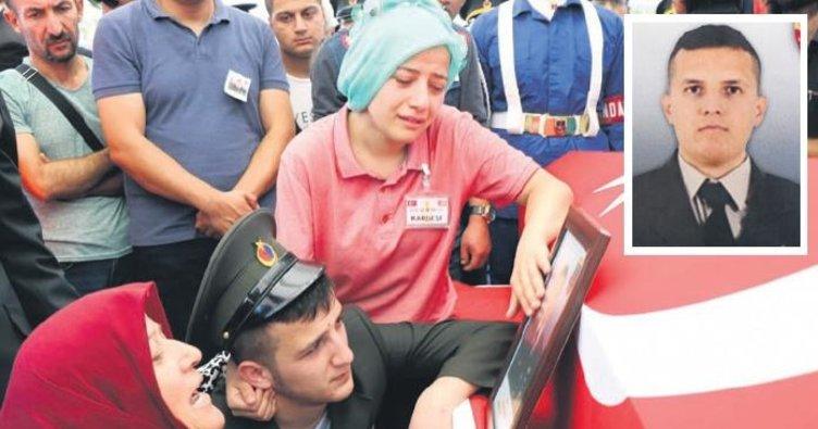 'Ağlayıp teröristleri sevindirmeyeceğim'