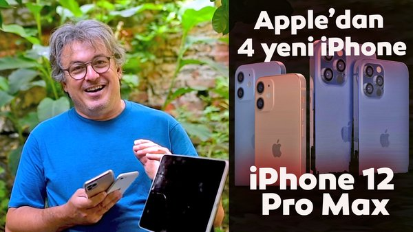 Apple 'iPhone 12' 4 yeni modelle geliyor! iPhone12 Mini, iPhone12, iPhone 12 Pro ve iPhone12 Pro Max fiyatları belli oldu | Video