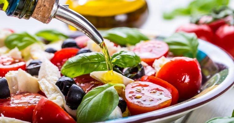 Korona virüsü atlattıysanız Akdeniz tipi beslenin
