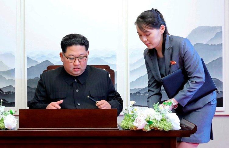 """Kim Jong Un'un kardeşi Güney Kore'ye tehditler savurdu! """"Ağır bedel ödemek zorunda kalacaklar"""""""