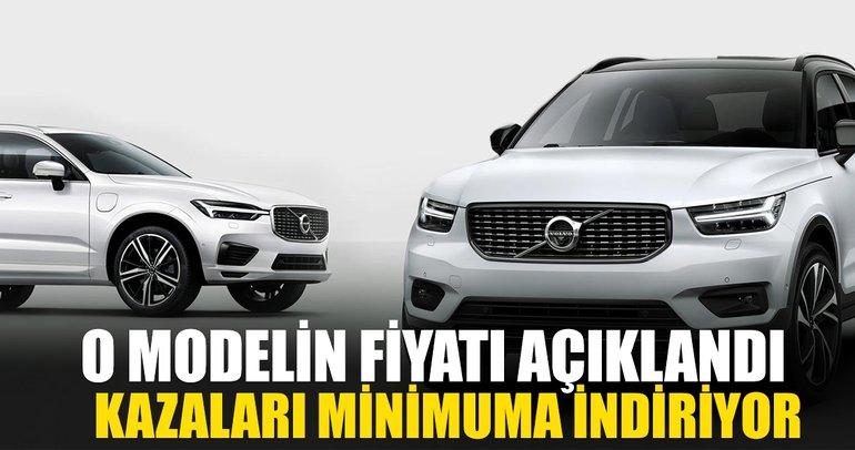 Yeni Volvo XC 40ın fiyatı belli oldu