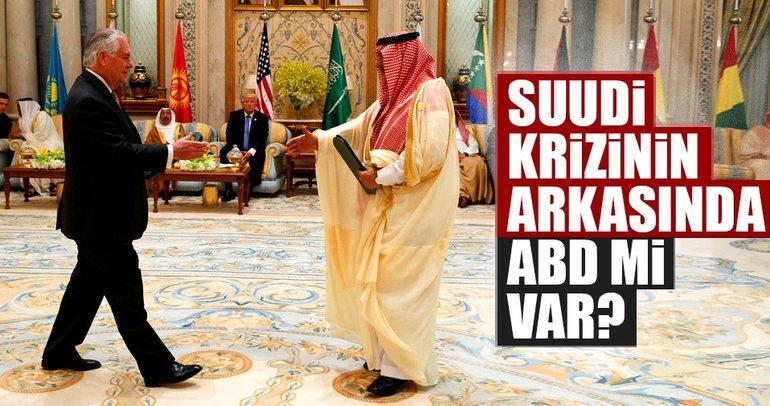 Suudi krizinin arkasında ABD mi var?