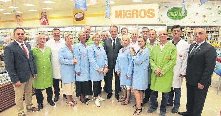 Migros İzmir'de 30. yılını kutluyor