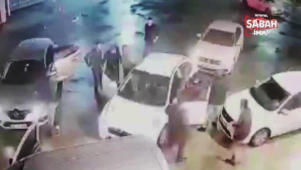 Narkotik polisinden filmleri aratmayan operasyon kamerada | Video