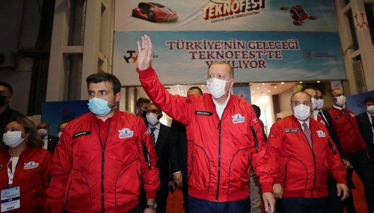 Geleceğin savunma teknolojilerine Erdoğan imzası!