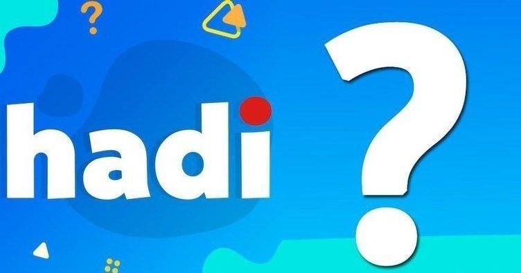 Hadi ipucu sorusu 8 Ekim! Heidi kitaplarının yazarı kimdir? Hadi bugün 12.30'da