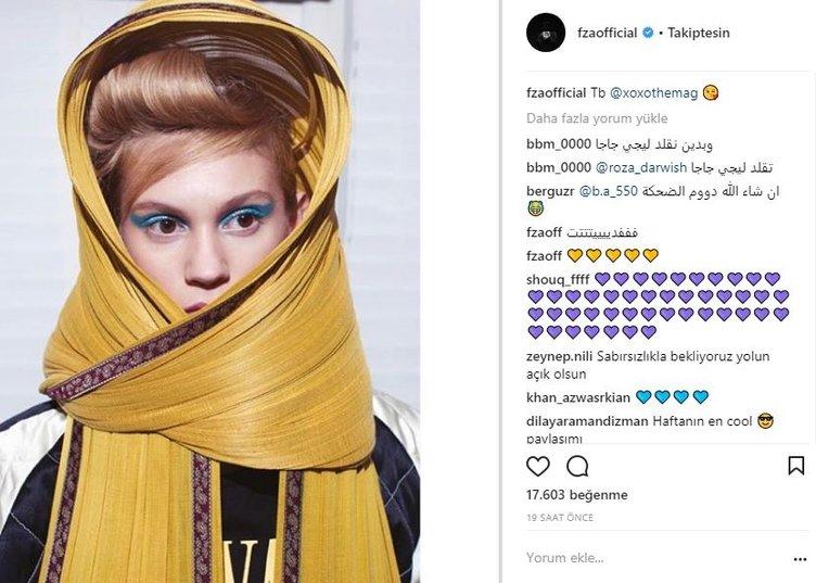 Ünlülerin Instagram paylaşımları (14.01.2018)