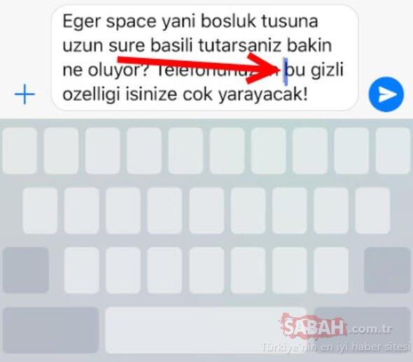 Akıllı telefon sahipleri dikkat! Whatsapp'ta mesaj yazarken telefonunuzun bu özelliğini ilk defa öğreneceksiniz...