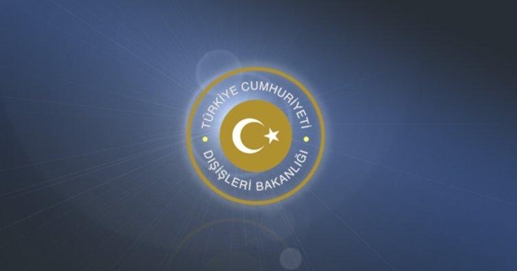 Dışişleri'nden Barış Pınarı Harekatı'nda terörden arındırılan bölgeler hakkında son dakika açıklaması!