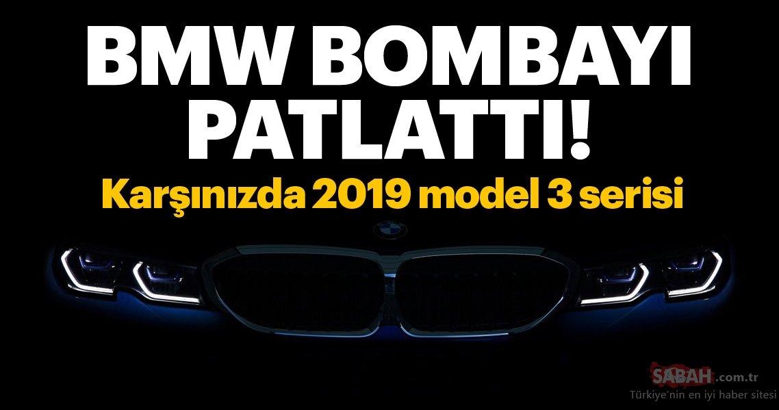 2019 Bmw 3 Serisi Resmen Tanitildi Yeni Bmw 3 Serisinin Ozellikleri