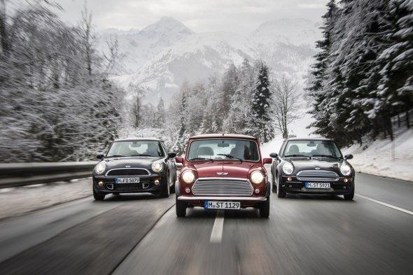 Otomobil dünyasının dedeleri ve torunları