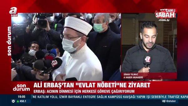 Diyanet İşleri Başkanı Ali Erbaş, Diyarbakır annelerini ziyaret etti | Video