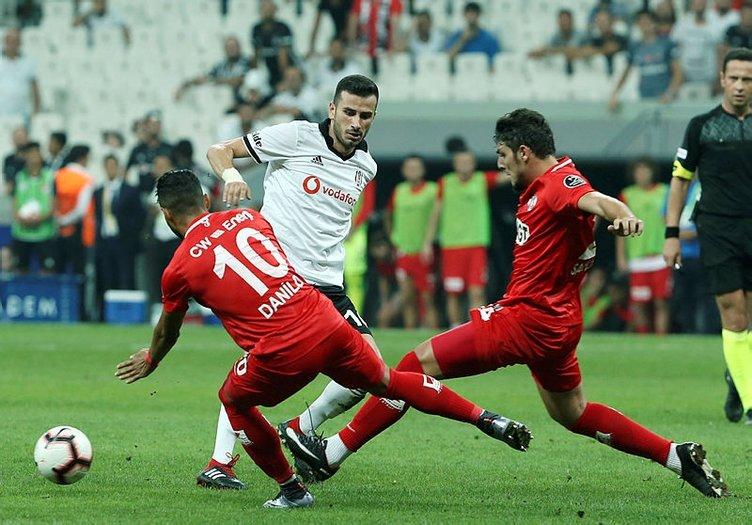 Rıdvan Dilmen, Beşiktaş - Antalyaspor maçını yorumladı