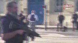 Son Dakika: Fransa'da bankada rehine krizi | Video