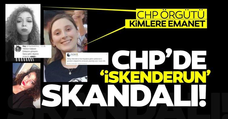 Son dakika haberi... CHP kadın örgütü kimlere emanet? Trabzon'dan sonra şimdi de skandal İskenderun paylaşımı!