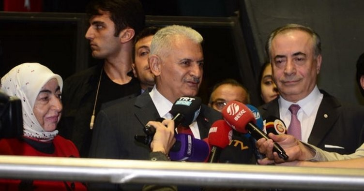 Binali Yıldırım: Kasımpaşalı birisiyim, Galatasaray taraftarıyım