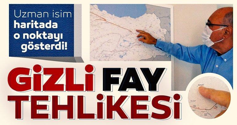 SON DAKİKA HABERLER: Karadeniz'de gizli fay tehlikesi! Deprem uzmanı haritada o noktayı gösterdi