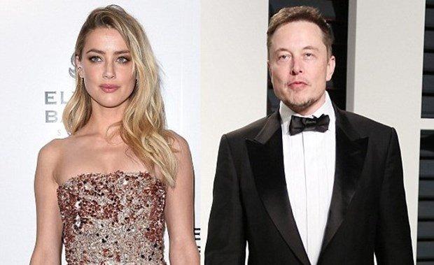 Amber Heard ile Elon Musk aşkı evlilik yolunda