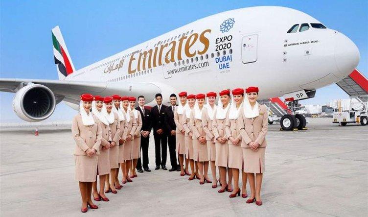 Emirates Havayolları 2660 dolar maaşla personel alacak! İşte başvuru şartları...