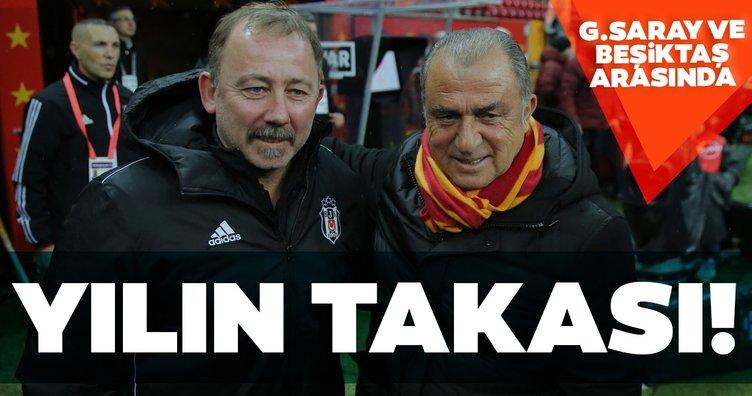 Beşiktaş ve Galatasaray arasında yılın takası!