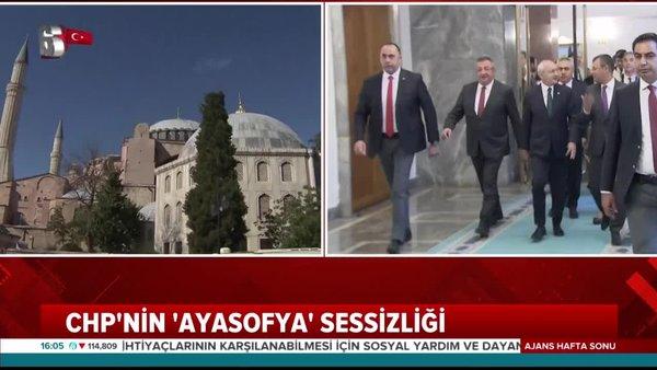 CHP'li Ekrem İmamoğlu ve Kemal Kılıçdaroğlu neden Ayasofya Camii konusunda hala sessiz? | Video