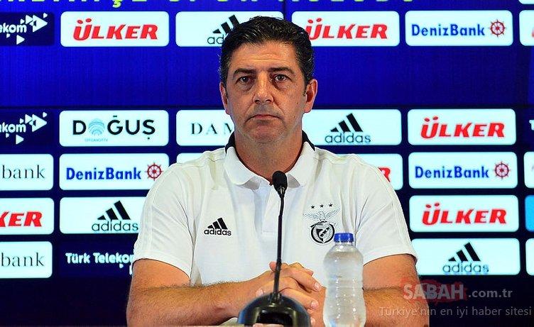 Benfica teknik direktöründen Abdülkadir Ömür açıklaması