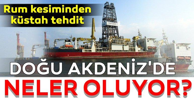 Doğu Akdeniz'de neler oluyor? Türkiye'nin Doğu Akdeniz'de sondaj faaliyetleri kimleri rahatsız etti?