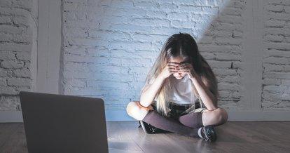 İnternet çocuklar için kara bir delik