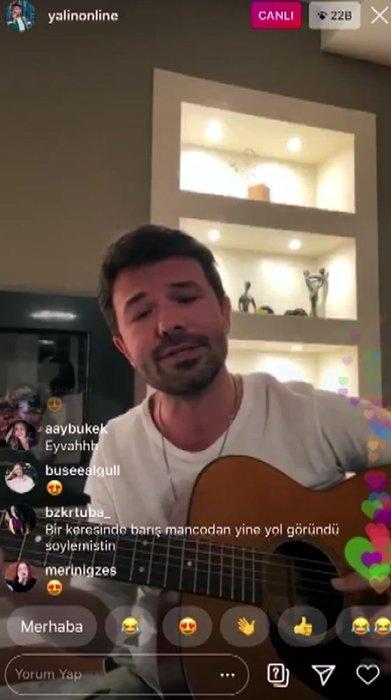 Yalın ve Sıla'dan  #EvdeKal Türkiye kampanyasına büyük destek! Sıla ve Yalın Instagram üzerinden konser vererek rekor kırdı!