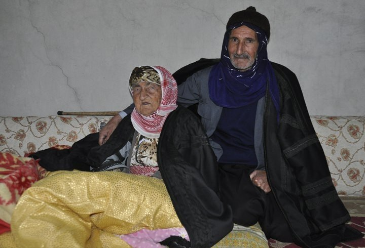 101 yaşında 1 kere doktora gitti