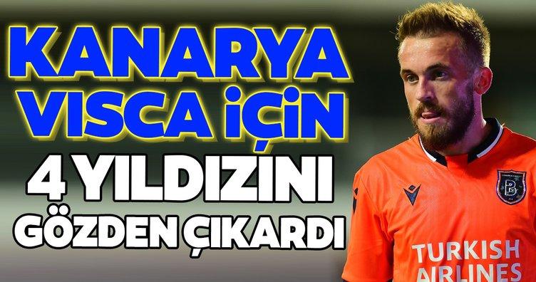 Transferde son dakika: Fenerbahçe Visca için 4 yıldızını gözden çıkardı!