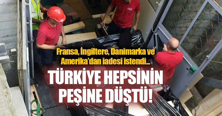 Türkiye kaçırılan tarihinin peşine düştü!