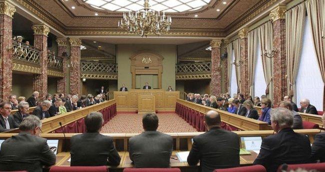 Lüksemburg Parlamentosu Türkiye'yi görüşecek