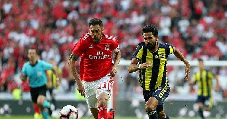 Benfica Türkiye'de acı çekecek