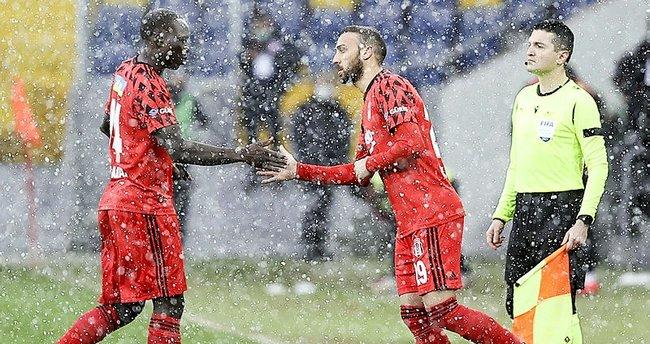 Beşiktaş'ta Cenk Tosun ve Aboubakar PFDK'ya sevk edildi!