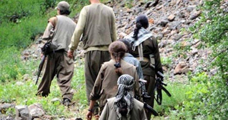 Siirt'teki terör operasyonları:  Silah ve mühimmat ele geçirildi
