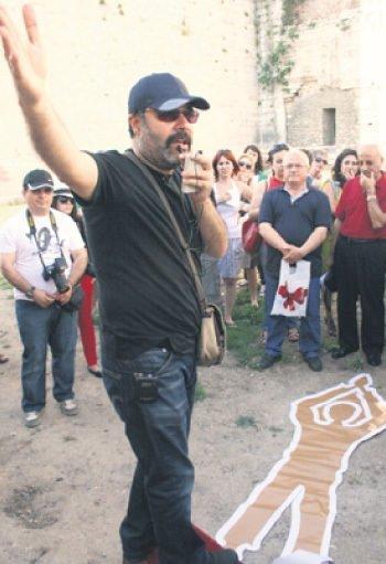 Ahmet Ümit'le İstanbul Hatırası turu